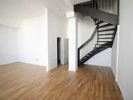 *** Plagwitz | Globuswerke | 3 Zimmer | Wohnung | Maisonette | Balkon | Stellplatz | ab 01.07.19 ***