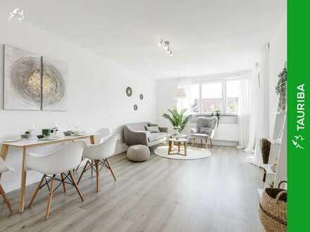 +++Charmante Wohnung in beliebter Wohnlage mit Balkon+++
