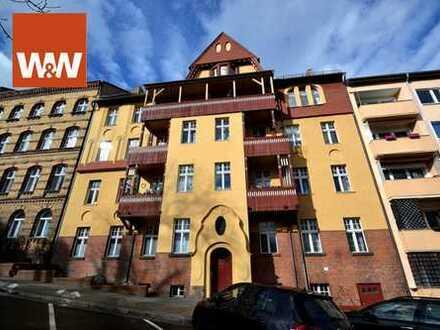 Investition mit Weitblick -MFH- in Top Lage in Frankfurt (Oder) mit mind.200 m² Ausbaureserve im DG!