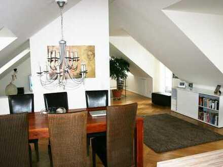 Dachmaisonette in exklusivster Ausstattung mit großen Sonnenterrassen in Sülz