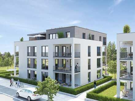 Neu, schön und hell: 4-Zimmer-Wohnung im neuen Quartier Glashütte in Achern