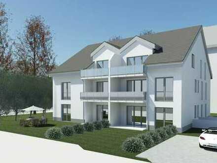 WHG 7: 4-Zimmer, Balkon, Dachterrasse möglich - ca. 40 qm Dachbodennutzfläche!