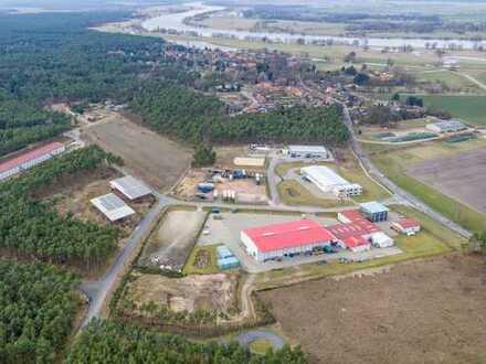 unschlagbar günstige Gewerbe- und Industrieflächen in Gorleben (ab 0,50 €/m2)