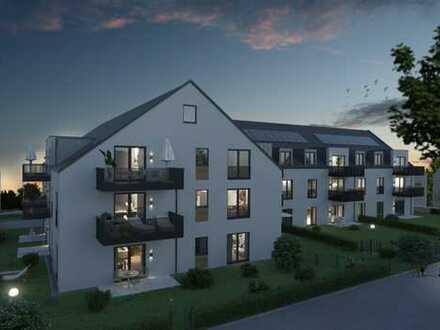 WE08 - gemütliche 3-Zimmer-Wohnung mit großem Balkon in Südausrichtung