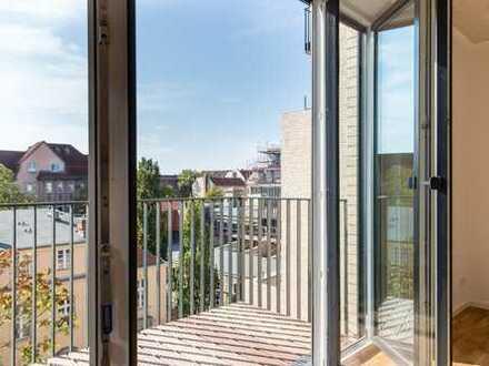 HOMESK - Erstbezug! Helle 3-Zimmer Neubauwohnung mit Balkon