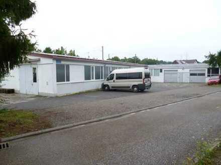Vielseitig nutzbare Lager-/Produktionshalle in Gölshausen zu vermieten!