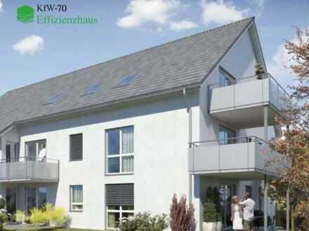 Helle Neubauwohnung im Herzen von Schönaich - Gehobene Ausstattung, hochwertige Einbauküche