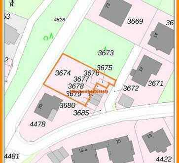 Geheimtip - Baugrundstück in Top Wohnlage von Bad Münstereifel