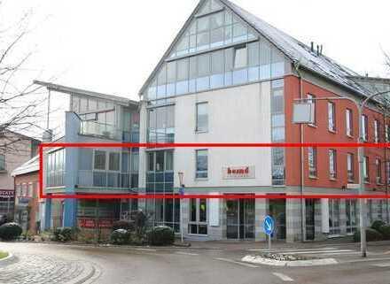 """Büro-/Praxisfläche 355 qm mitten """"im Herz der Stadt"""" Ebersbach an der Fils"""