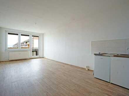 ++ Innenstadt- & uninah ++ renovierte 1 Zimmer- WE mit Balkon & Fahrstuhl ++