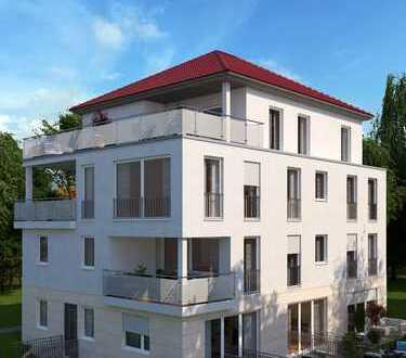 Exclusive Wohnung vis á vis dem Berliner Grunewald