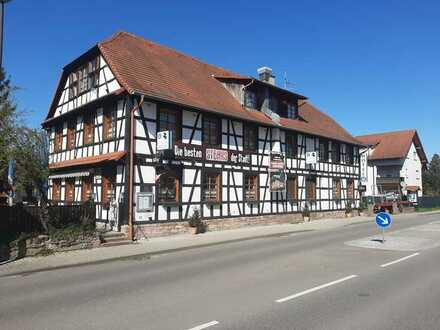 Hotel-Restaurant in historischem Gebäude