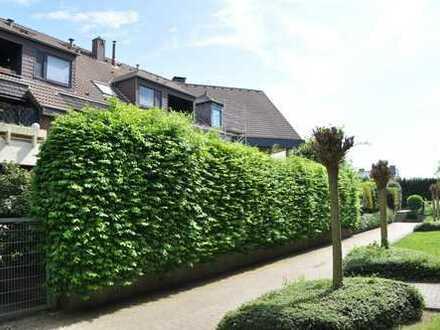 Schmuckstück in grüner Bestlage. Dachgeschoss-Maisonette in MH-Saarn. Glück kann man kaufen!
