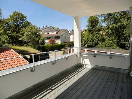 Erstbezug – Anspruchsvolle 3-Zimmer-Wohnung mit Balkon (optional mit EBK)