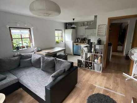 Attraktive, gepflegte 3-Zimmer-Wohnung mit gehobener Innenausstattung in Kirchberg