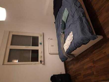 Möbliertes Zimmer in einer ruhigen Gegend