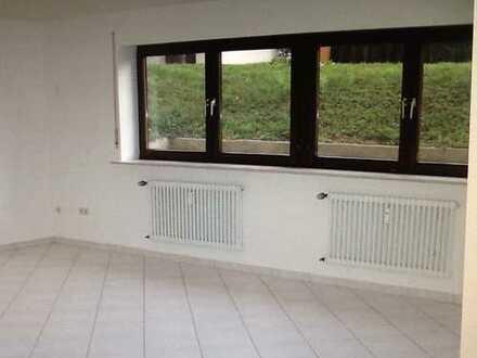 Gepflegte 2-Zimmer-Wohnung, Souterrain, mit EBK, Optional Schwedenofen, in Heitersheim