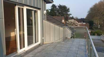 Neuwertige 3-Zimmer-Dachgeschosswohnung mit Balkon in Recklinghausen