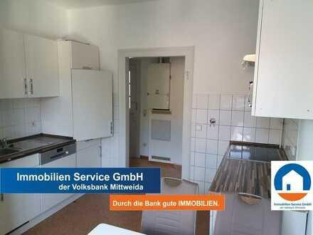 1-Raum Wohnung mit Balkon und Einbauküche