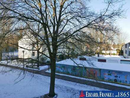 Helle 4-Zimmer Wohnung in unmittelbarer Nähe zur Grafttherme