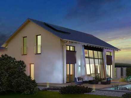 Modernes, trendiges Haus mit viel Platz für die ganze Familie