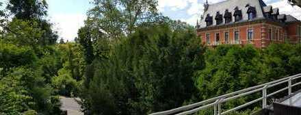 Sonnenberg Parkstraße lichtdurchflutete 4 ZKB Wohnung mit Blick auf den Kurpark