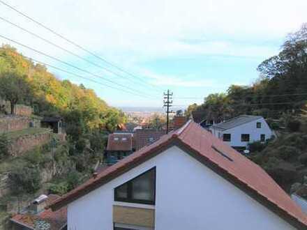 5 ZKBB Maisonette-Wohnung im schönen Ortsteil Haardt mit Gartenanteil