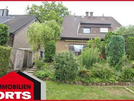 ORTS *** nette Nachbarn gesucht - 1-Fam.-Doppelhaushälfte in DU-Bissingheim ***