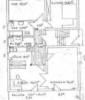 Nachmieter gesucht / 3,5 Zimmer Wohnung
