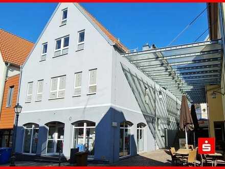 Zwei Gewerbeeinheiten im Ortszentrum Ladenlokal in Marktheidenfeld