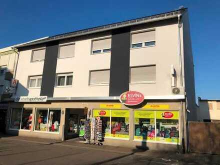 *** Sehr gepflegtes Wohn- und Geschäftshaus mitten im Zentrum der Rennmetropole Hockenheim***