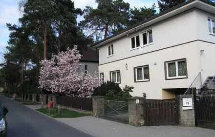 Renovierte 4-Zimmer-Wohnung mit Balkon und Einbauküche in Hoppegarten-Waldesruh