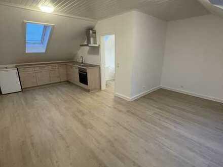Frisch renovierte Wohnung in ruhiger Lage