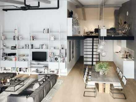 Großzügige 3-Zimmer-Wohnung mit Galerie in bester Lage