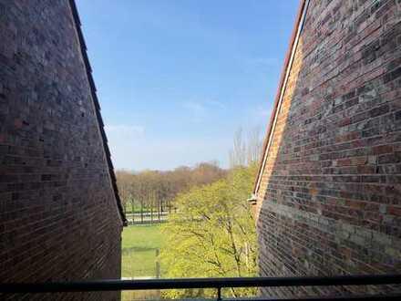 Wohnen mit wunderschönem Blick auf die Herrenhäuser Gärten