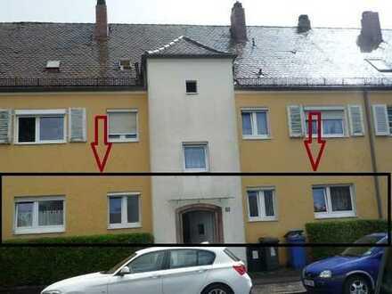 Perfekt als Kapitalanlage oder Eigenheim!! 2 Wohnungen mit Balkon-Garten ca. 100m²