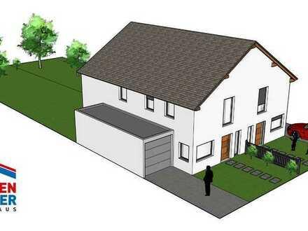 405 m² Grundstück & 140m² Wohnfläche - Ihr individuelles Traumhaus in Feldmoching-Hasenbergl DHH