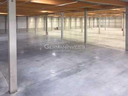15.010 m² Hallenneubau (teilbar) | WGK-fähig | 10,50 m