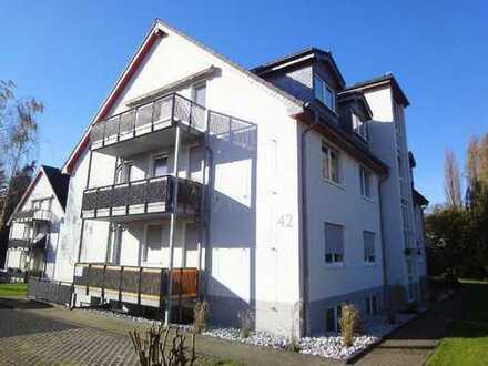 Single-Appartement mit Balkon, am Ende einer Sackgasse in Lev.-Schlebusch!