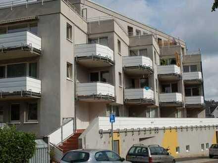 Helle 2-Zimmerwohnung mit sehr großem Balkon in Hagen, Leimstraße 73