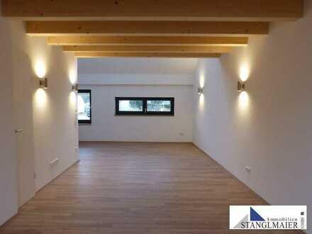 ZU VERMIETEN!!! BLICKFANG! 2-Zimmer-Maisonette-Wohnung auf Hof mit Pferdehaltung nahe Au/Hallertau