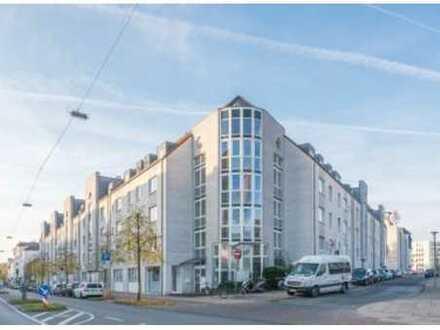 1-Zimmer-Wohnung mit Balkon in Bielefeld Innenstadt