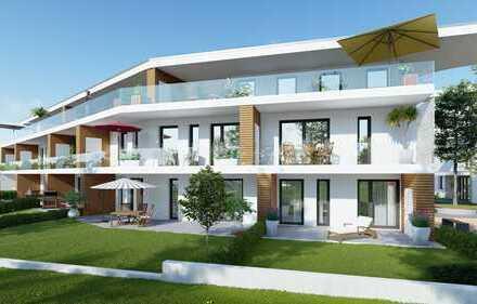 Wohnen mit großzügiger Terrasse