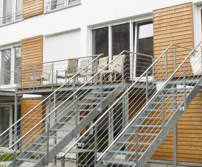 Schönes, geräumiges Stadthaus mit Balkon, Terrasse und kleinem Garten in Leipzig, Gohlis-Mitte