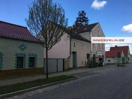 IMMOBERLIN.DE - Attraktives Wohn- & Geschäftshaus in zentraler Ortslage