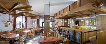 Hervorragende Gaststätte mit 2 Wohnungen in Iserlohn!