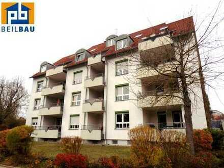 BEIL BAUGESELLSCHAFT: Ihre neue Eigentumswohnung am Ansbacher-Stadtrand! 2-Zimmer-Wohnung mit Balkon