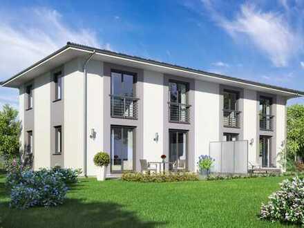 Doppelhausbau zur Vermietung in Strausberg in S-Bahnnähe