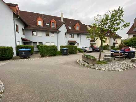 Vermietete Etagenwohnung mit Balkon in guter Lage von Markdorf