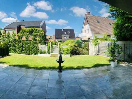 Mauritzviertel, Exklusive 3 Zimmer-Wohnung mit Garten